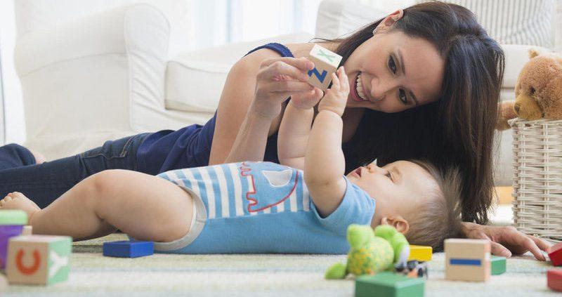 رشد کودک تا شش ماهگی