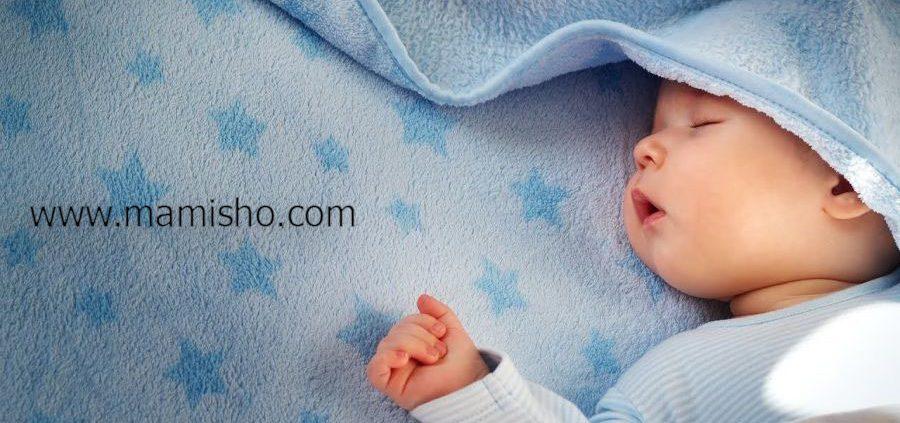 زمان مناسب خواب کودک