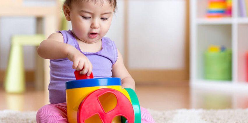 سرگرمی های کودک دو ساله